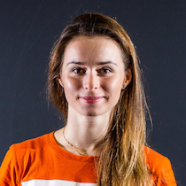 Oliwia Sichau - prowadząca zajęcia fitness w JumpCity