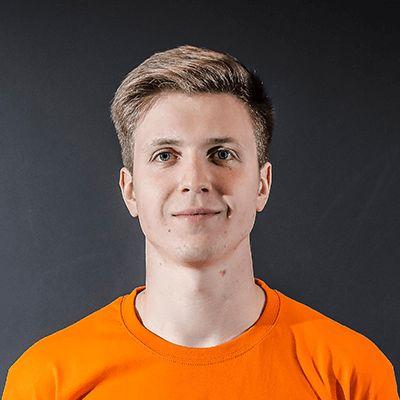 Kamil Odalski - prowadzący zajęcia akrobatyczne w JumpCity